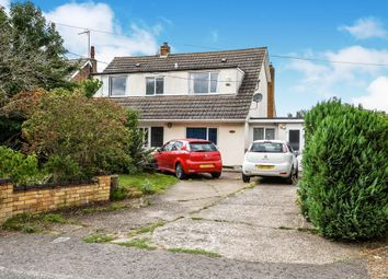 Thumbnail 4 bed property for sale in Church Road, Wretton, King's Lynn
