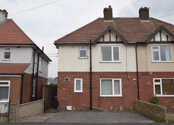 Thumbnail 3 bedroom semi-detached house for sale in Arkwright Street, Wirksworth, Matlock