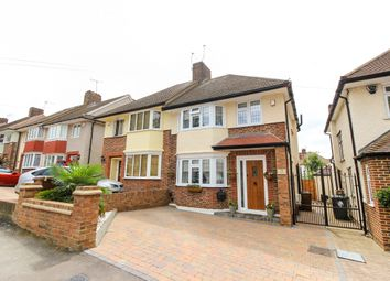 Thumbnail 3 bed semi-detached house for sale in Leadale Avenue, Chingford