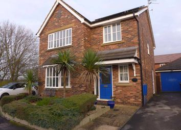 Thumbnail 4 bed detached house for sale in Kings Close, Staining, Blackpool