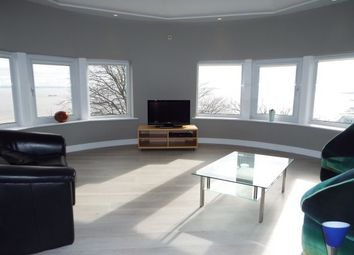 Thumbnail 3 bed flat to rent in Osbourne House, Clive Cresecent, Penarth