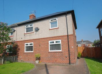 Thumbnail 3 bed semi-detached house for sale in The Crescent, Jarrow