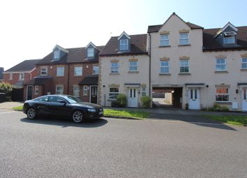 Thumbnail 4 bed town house for sale in Shaw Road, Chilwell