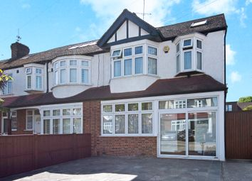 Thumbnail 5 bed end terrace house for sale in Meadway, London