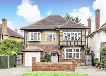 Thumbnail 5 bed detached house to rent in Northfield Avenue HA5,