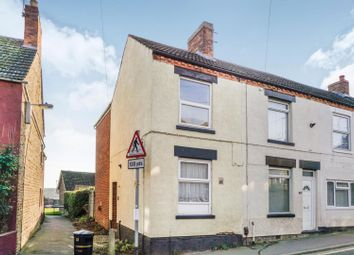 Thumbnail 2 bed end terrace house for sale in High Street, Irthlingborough