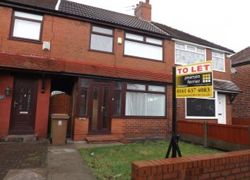 Thumbnail 3 bed terraced house to rent in Acresfield Road, Middleton, Manchester