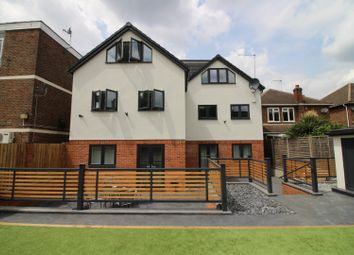 Thumbnail 2 bed flat for sale in 130 Sewardstone Road, Chingford