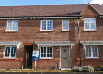 Thumbnail 3 bed terraced house to rent in Kingdon Way, Holsworthy