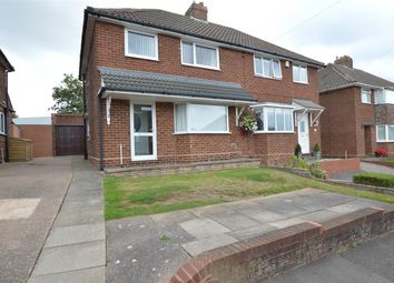 Thumbnail 3 bed semi-detached house for sale in Beechey Close, Pheasey Great Barr, Great Barr, Birmingham