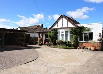 Thumbnail 3 bed detached bungalow for sale in Glamorgan Road, Waterlooville