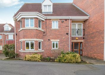 Thumbnail 2 bed flat for sale in Bessacarr Court, Bessacarr, Doncaster