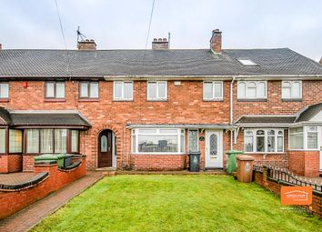 Thumbnail 3 bedroom terraced house for sale in Odell Road, Leamore, Walsall