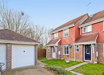 Thumbnail 3 bed end terrace house for sale in Swallow Rest, Burgess Hill