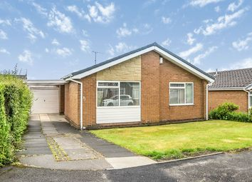 Thumbnail 3 bed bungalow for sale in Glendale Close, Chapel Park, Newcastle Upon Tyne