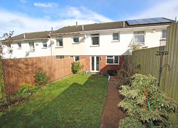 Thumbnail 3 bed terraced house for sale in Bilbie Close, Cullompton, Devon