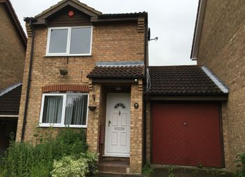 Thumbnail 2 bed detached house to rent in Benington Close, Luton