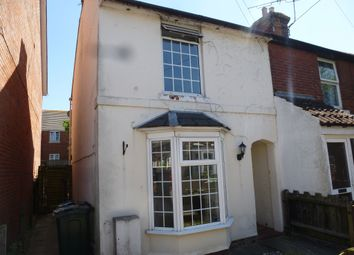Thumbnail 2 bed end terrace house for sale in Gladstone Road, Willesborough, Ashford
