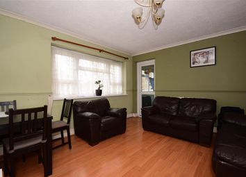 Thumbnail 3 bed flat for sale in Sandford Close, London