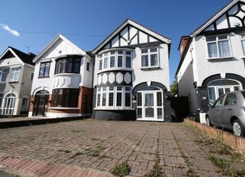 Thumbnail 3 bed semi-detached house for sale in Longwood Gardens, Ilford