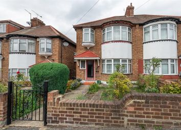 Thumbnail 3 bed end terrace house for sale in Brindwood Road, London