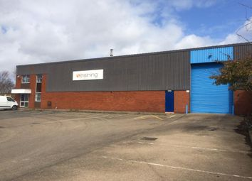 Thumbnail Industrial to let in C3, Linkmel Close, Queens Drive Industrial Estate, Nottingham