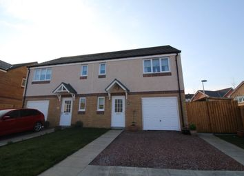 Thumbnail 3 bedroom semi-detached house for sale in Millar Park, Wellhall Road, Hamilton