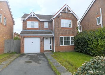 Thumbnail 4 bed cottage for sale in Copperwood Drive, Whiston, Prescot