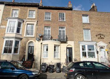 Thumbnail 2 bedroom maisonette to rent in Hardres Street, Ramsgate