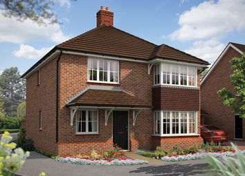 "Thumbnail 4 bed detached house for sale in ""The Canterbury"" at Southam Road, Radford Semele, Leamington Spa"