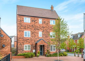 Thumbnail 5 bed detached house for sale in Agincourt Road, Lichfield