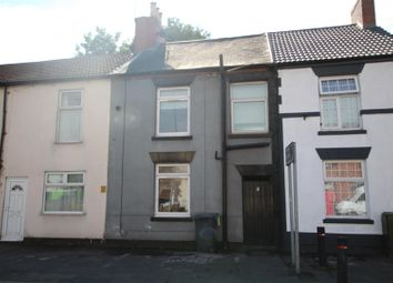 Thumbnail 2 bed terraced house for sale in Branston Road, Branston, Burton-On-Trent