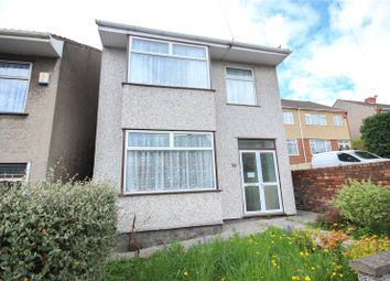 Thumbnail 3 bed detached house for sale in Fairview Road, Kingswood, Bristol