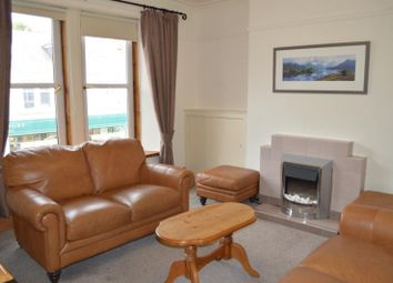 Thumbnail 1 bed flat to rent in Flat 1, 66 High Street, Banchory