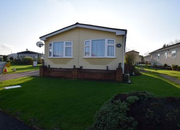 Thumbnail 2 bed mobile/park home for sale in Williams Green, Tower Park, Hullbridge