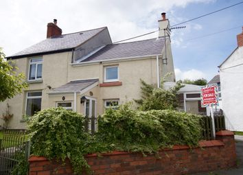 Thumbnail 1 bed cottage for sale in Ruthin Road, Bwlchgwyn, Wrexham