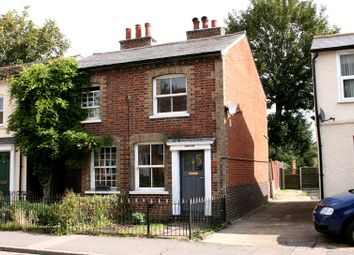 Thumbnail 2 bed semi-detached house for sale in High Street, Thorpe-Le-Soken, Clacton-On-Sea