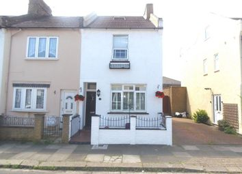 Thumbnail 4 bed end terrace house for sale in Holmwood Road, Enfield
