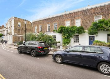 Thumbnail 3 bed end terrace house to rent in Abingdon Road, London