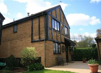 Thumbnail 4 bed detached house for sale in Homefield, North Yate, Bristol
