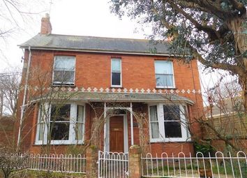 Thumbnail 4 bed detached house for sale in Thornlea House, 27 Monmouth Avenue, Topsham