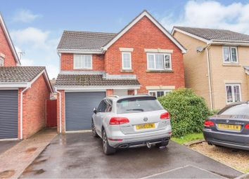 Thumbnail 4 bed detached house for sale in Cwm Felin, Bridgend