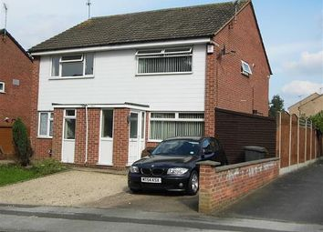 Thumbnail 2 bed property to rent in Alverton Close, Mickleover, Derby