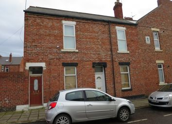 Thumbnail 1 bed flat to rent in Canterbury Street, South Shields
