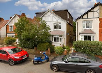 Thumbnail 4 bed semi-detached house to rent in Vale Road, Claygate, Esher
