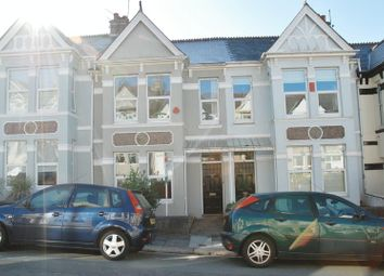 Thumbnail 3 bed town house to rent in Endsleigh Park Road, Plymouth