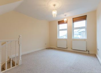 Thumbnail 1 bed flat to rent in Silvester Road, East Dulwich, London