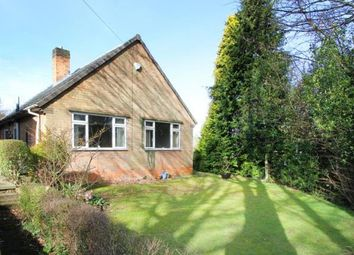 Thumbnail 3 bed bungalow for sale in Longedge Lane, Wingerworth, Chesterfield, Derbyshire