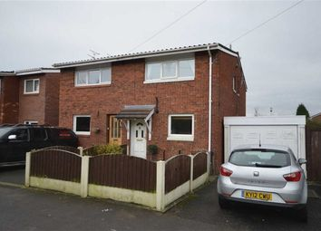 Thumbnail 3 bed semi-detached house for sale in Matlock Road, Reddish, Stockport, Greater Manchester