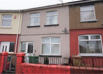Thumbnail 3 bed terraced house for sale in Brynmynach Avenue, Hengoed